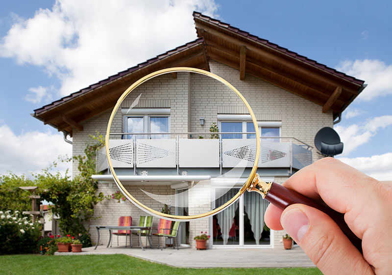 home inspector, home inspection